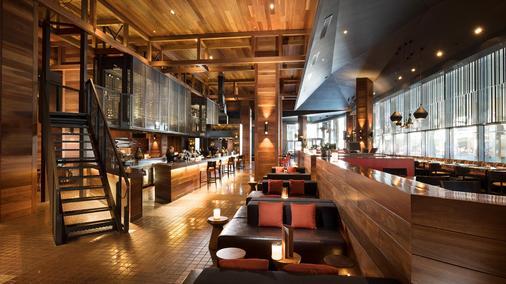 Pan Pacific Melbourne - Melbourne - Bar