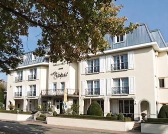 Romantik Parkhotel Het Gulpdal - Slenaken - Gebäude