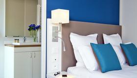 巴黎里昂火車站雷希多姆雅克琳娜·德·羅米莉公寓式酒店 - 巴黎 - 臥室