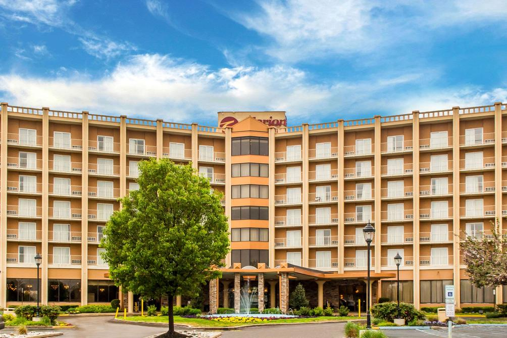 Clarion Hotel Philadelphia International Airport $106 ($̶2̶3̶5̶ ...