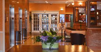 Clarion Hotel Philadelphia International Airport - Essington - Lobby