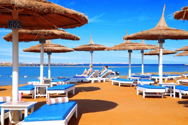 Dana Beach Resort (Families & Couples Only) - Hurghada - Beach