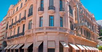 薩沃伊羅薩里奧埃斯布蘭德酒店 - 羅沙略 - 羅薩里奧 - 建築