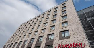 Hampton by Hilton Frankfurt City Centre East - Fráncfort - Edificio
