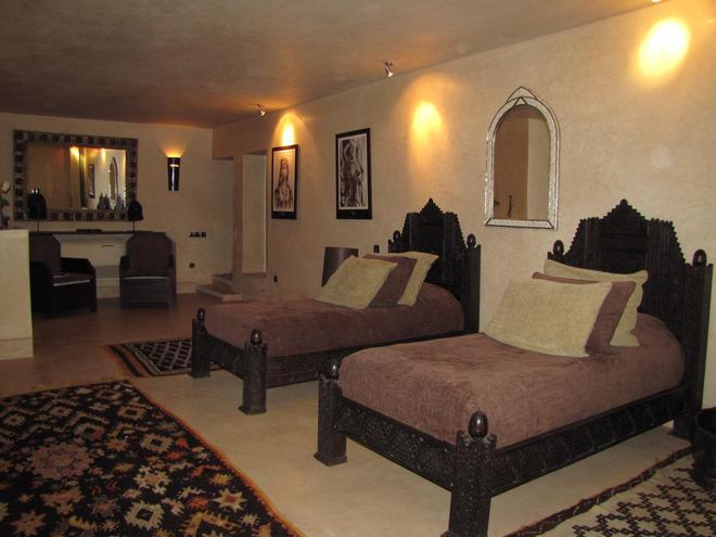 Dar Sabra - Marrakesh - Bedroom