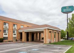 Quality Inn & Suites Murray - Salt Lake City South - Murray - Edifício