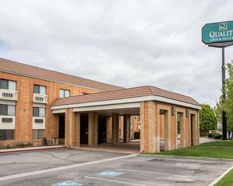 Quality Inn & Suites Murray - Salt Lake City South - Murray - Edificio