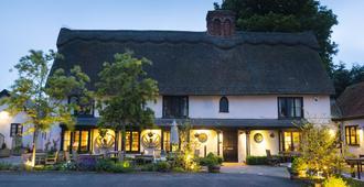 The Black Bull Inn - Cambridge - Building