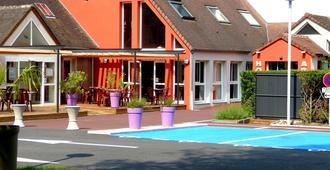 Hotel Arbor - Auberge de Mulsanne - Le Mans Sud - Mulsanne