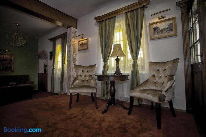 Hotel Villa Franca - Sighisoara - Front desk