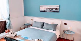 B&B La Casa del Sole a Mergellina - Naples - Bedroom