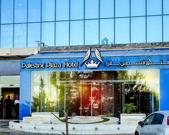 Palestine Plaza Hotel - Ramallah - Gebouw