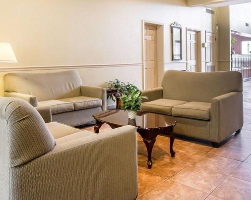 Econo Lodge - Birmingham - Phòng khách