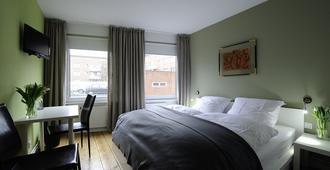 Hotel Kuhberg Hamburg - Hăm-buốc - Phòng ngủ