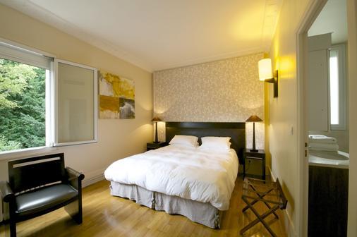 La Villa Paris - Pariisi - Makuuhuone