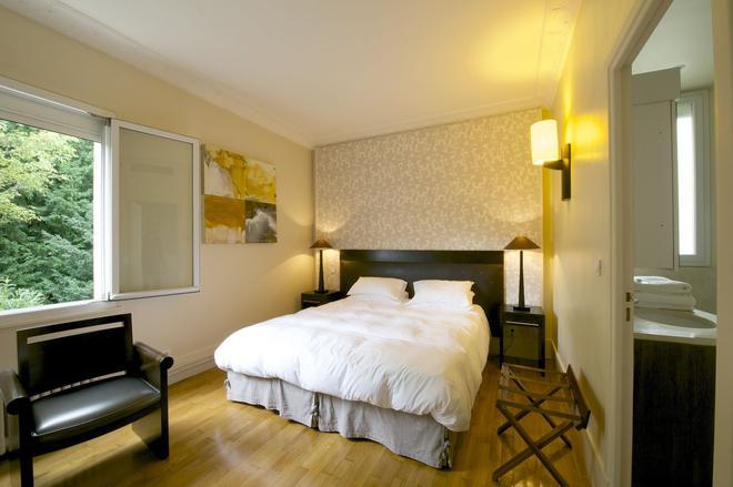 巴黎別墅酒店 - 巴黎 - 巴黎 - 臥室