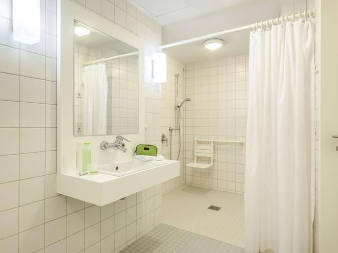 宜必思快捷柏林亞歷山大廣場酒店 - 柏林 - 浴室