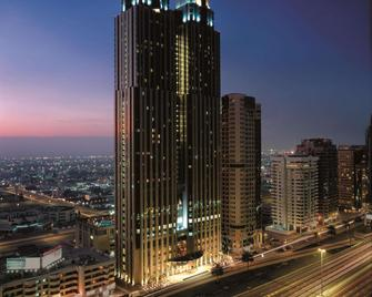 Shangri-La Hotel, Dubai - Dubai - Outdoors view
