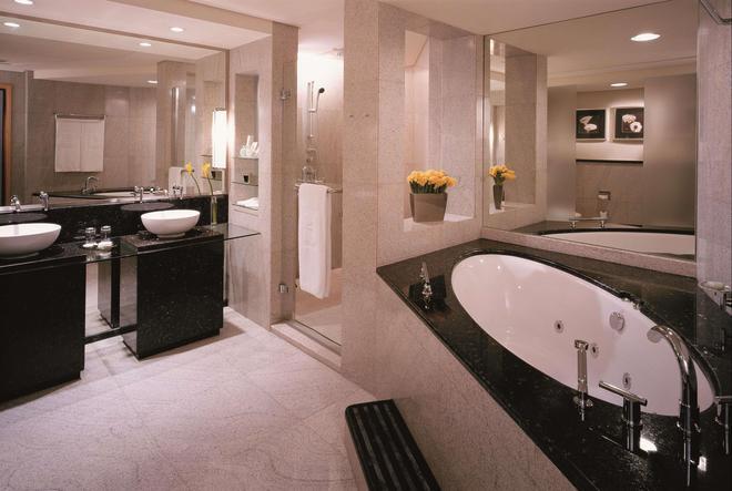 Shangri La Hotel Dubai - Dubai - Bathroom