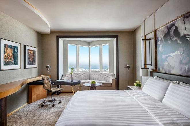 Shangri La Hotel Dubai - Dubai - Phòng ngủ