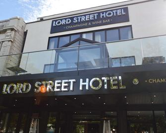 The Lord Street Hotel, BW Signature Collection - Саутпорт - Building