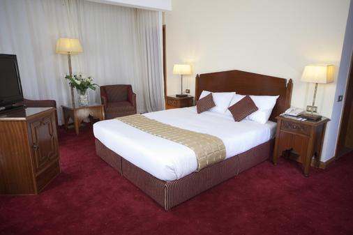 金鬱金香弗拉門戈酒店 - 開羅 - 開羅 - 臥室