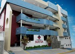 Hotel Maysa - Caruaru - อาคาร