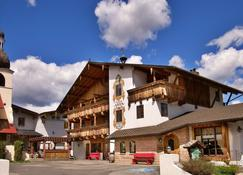 Hotel Pension Anna - Leavenworth - Rakennus
