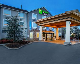 Holiday Inn Express & Suites Alcoa (Knoxville Airport) - Alcoa - Gebäude