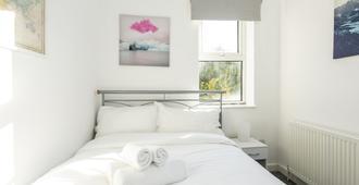 Beautiful 1bd Flat In W.Didsbury W/ Sofa Bed - Manchester - Chambre