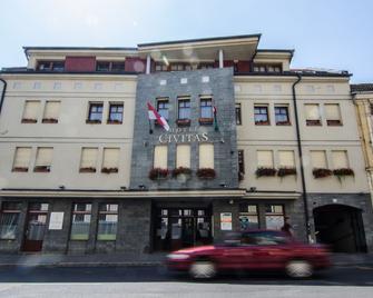 Civitas Boutique Hotel Sopron - Ödenburg - Gebäude