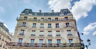 Villa Royale - Париж - Здание