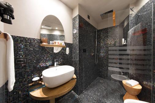 佛羅倫斯最佳西方酒店 - 維羅納 - 維羅納 - 浴室