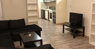 Guest House Centrum 3 - Oslo - Sala de estar