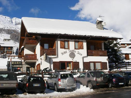 Hotel Santa San - Ayas - Toà nhà