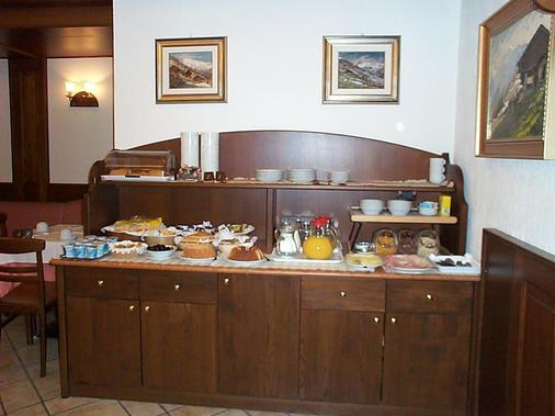 Hotel Santa San - Ayas - Buffet