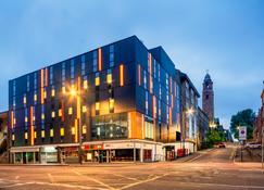 easyHotel Glasgow - Glasgow - Building