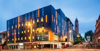 easyHotel Glasgow - Glasgow - Toà nhà
