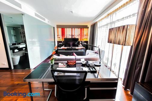 曼谷18巷麗亭酒店 - 曼谷 - 餐廳
