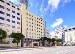 Hotel Yuquesta Asahibashi - Naha - Building