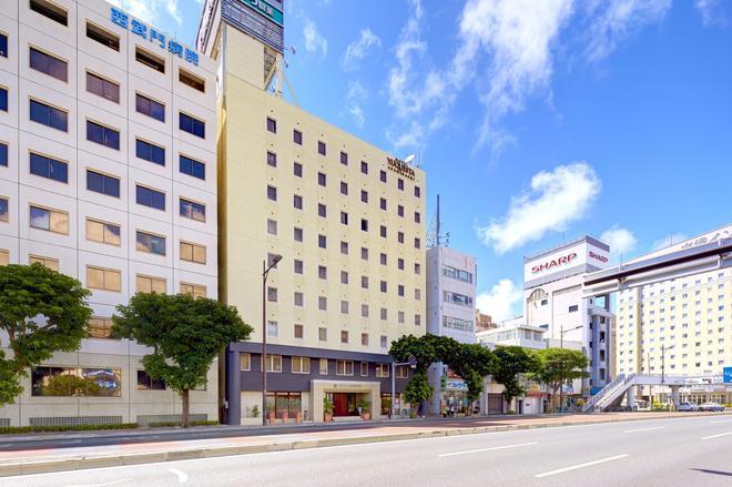 Hotel Yuquesta Asahibashi - Naha - Rakennus