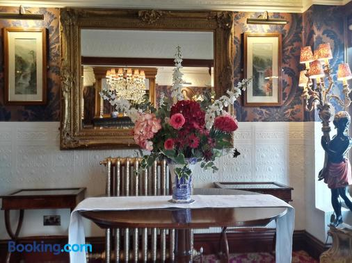 The Lonsdale - Blackpool - Dining room