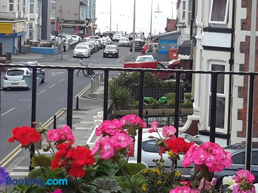 The Lonsdale - Blackpool - Balcony
