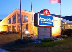AmericInn by Wyndham Fargo West Acres - Fargo - Κτίριο