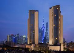 Hyatt On The Bund - Thượng Hải - Toà nhà