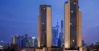 Hyatt On The Bund - Shangai - Edificio