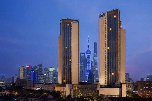 Hyatt On The Bund - Shanghai - Building