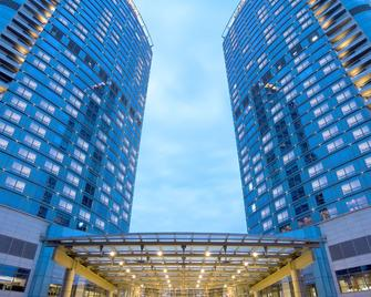 Hyatt On The Bund - Shanghai - Rakennus