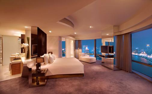Hyatt On The Bund - Shanghai - Bedroom