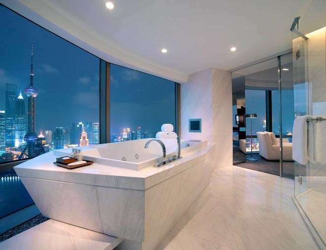 上海外灘茂悅大酒店 - 上海 - 浴室